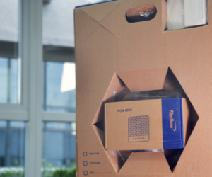 Kit assinante FiberHome: a praticidade que sua empresa precisa!