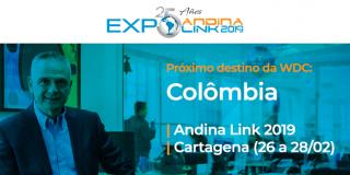 WDC Networks anunciará o início de suas operações na Colômbia durante a Andina Link 2019