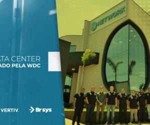 Network apresenta novo Data Center Panduit & Vertiv