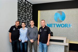 Data Center Panduit & Vertiv para a Network Telecomunicações